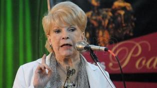 Murió la actriz y cantante Nelly Prince, pionera de la TV argentina