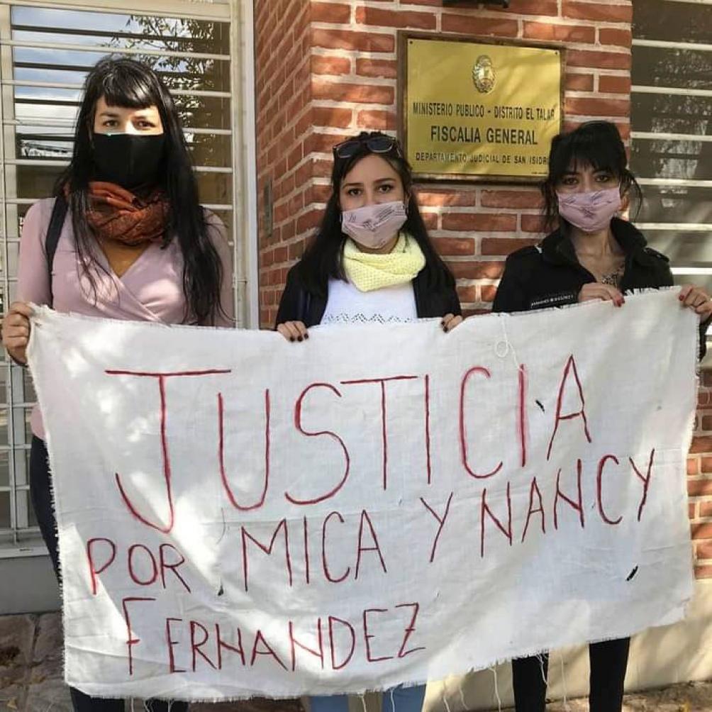 La madre fue amenazada e insultada por policías de Tigre
