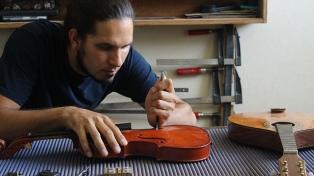 El arte de crear instrumentos