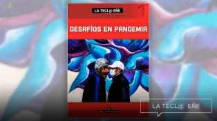 Primer Cuaderno de La Tecl@ Eñe: Desafíos en Pandemia