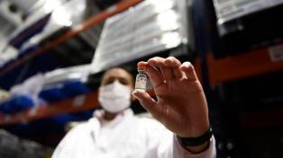 Culmina la distribución de una partida de 786.000 dosis de Sinopharm