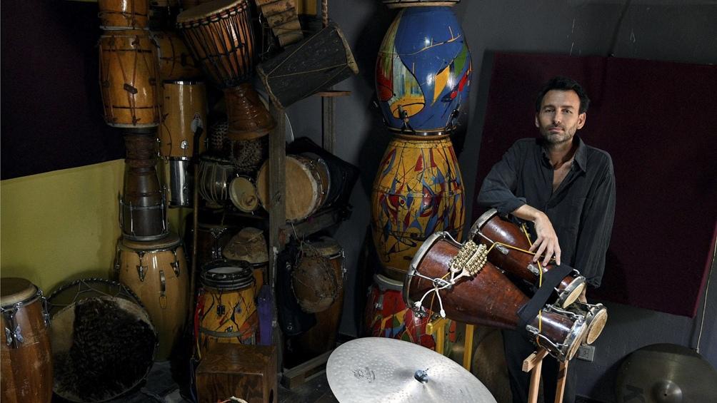 Ferreira y su idea rítmica de la música
