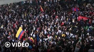 Colombia: los manifestantes dialogaron con legisladores