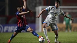 San Lorenzo empató y quedó con un pie afuera de la Copa Sudamericana