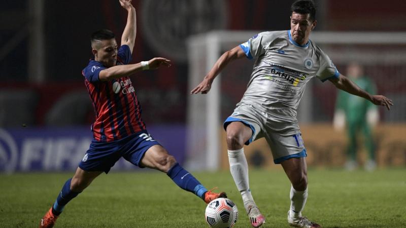 San Lorenzo empató con 12 de Octubre