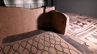 Roma: iban a instalar un estacionamiento y hallaron restos de la época del Imperio