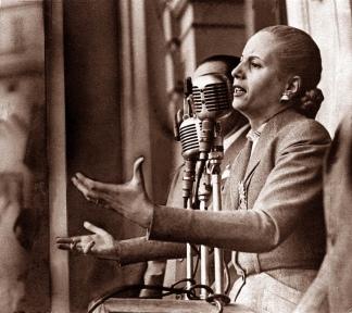 El instituto tiene como objetivo difundir la vida, obra e ideario de María Eva Duarte de Perón.
