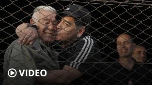 Empieza una muestra fotográfica en Serbia, que contará con imágenes de Maradona del archivo de Télam
