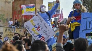 Almagro condenó accionar de fuerzas de seguridad de Colombia pero pidió respeto para quienes no se manifiestan