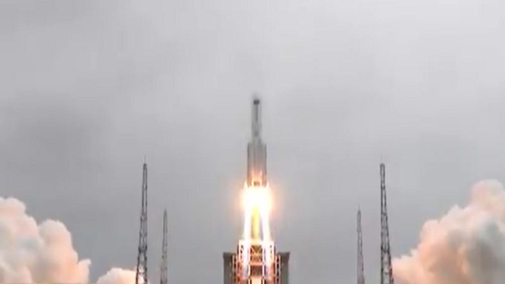 China ha invertido desde hace varias décadas miles de millones de dólares en su programa espacial.