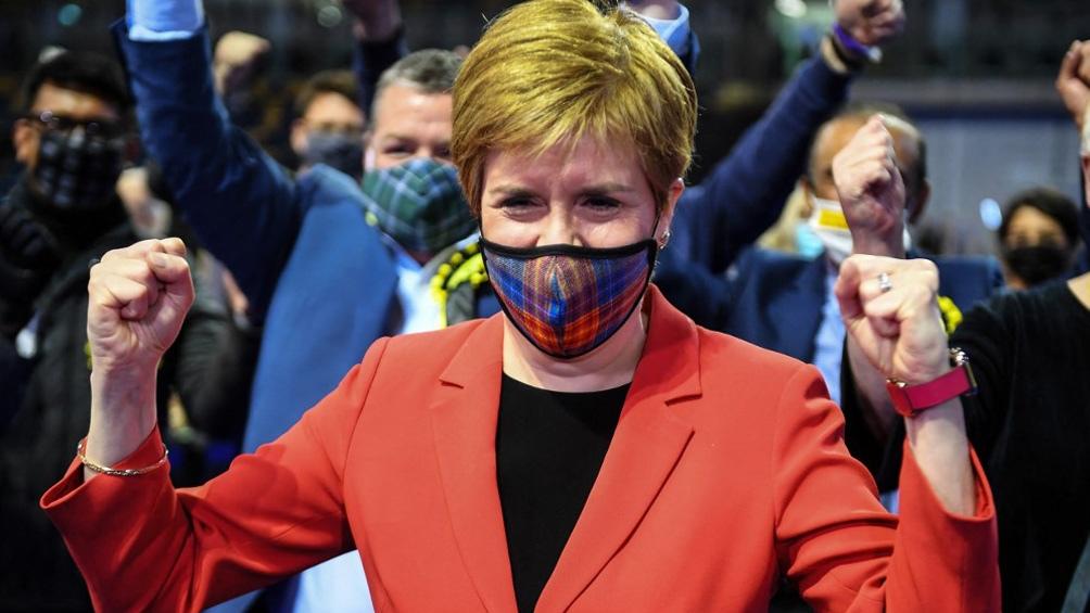 ELECCIONES BRITÁNICAS: Independentistas escoceses y conservadores se perfilan como ganadores