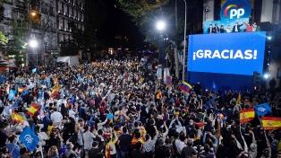 Las elecciones regionales en Madrid patearon el tablero político en España
