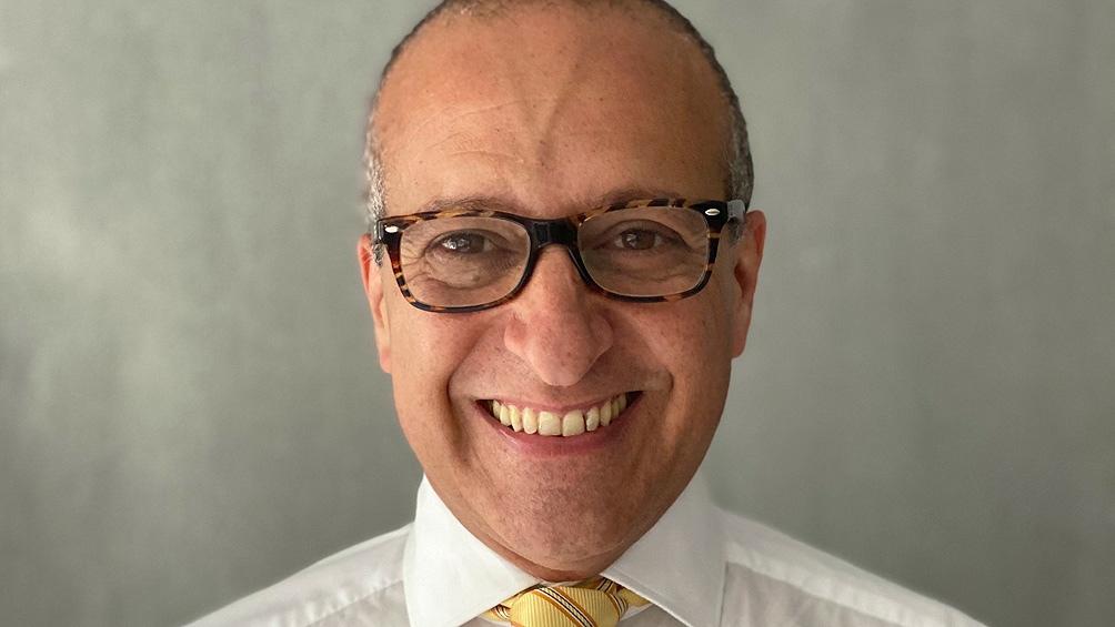 Director ejecutivo del hospital Hadassah Internacional, de Israel, Jorge Diener.