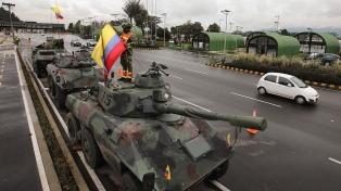 En medio de las protestas, Colombia revela contactos con el ELN para retomar el diálogo de paz