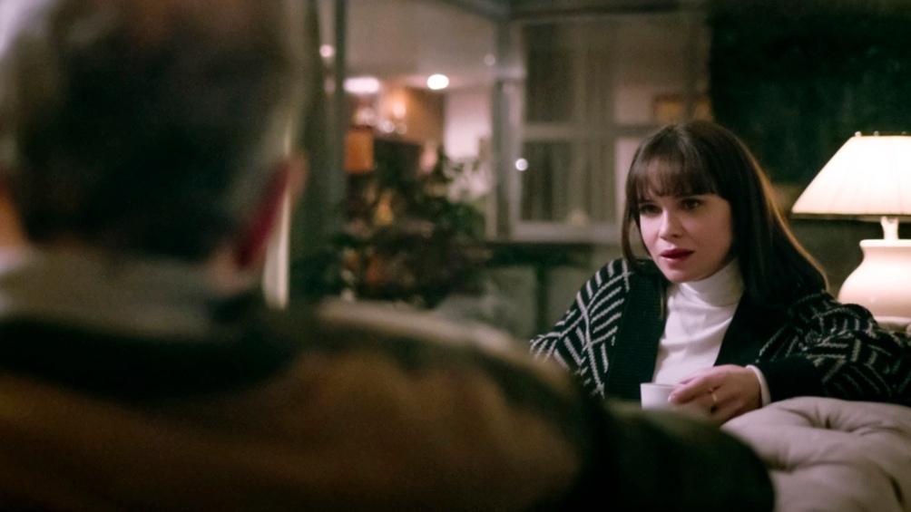 En la serie, la actriz de 35 años encarna a la modelo argentina Lucía Miranda.