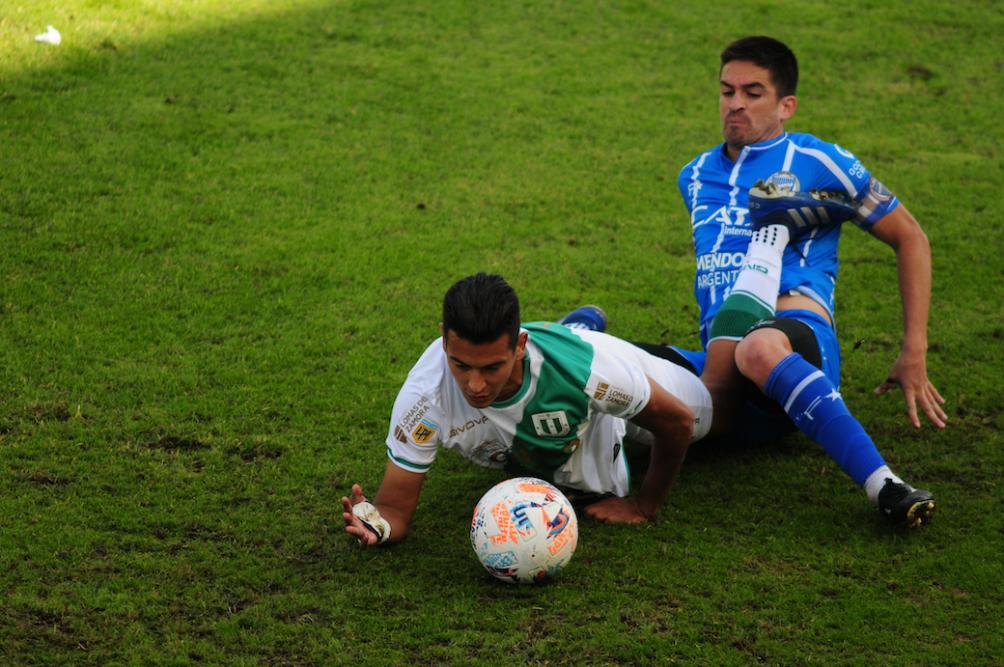 Un partido reñido en Mendoza.