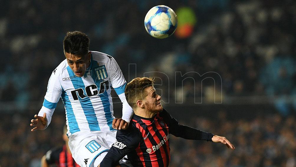Final en Avellaneda: Racing y San Lorenzo, en un mano a mano por la clasificación