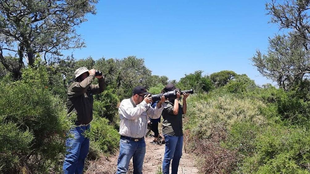 El nuevo parque se emplaza en la mayor cuenca endorreica de Argentina.