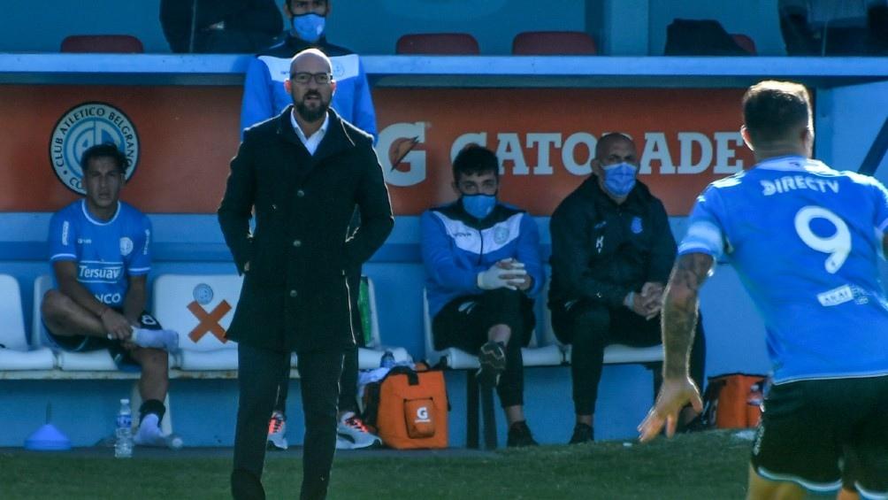 Orfila dejó de ser el DT de Belgrano de Córdoba