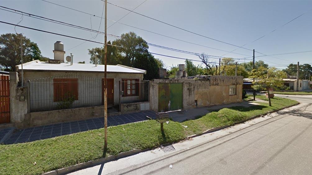 El hecho ocurrió alrededor de la 1.30 en la calle Oncativo al 30 de la localidad de Río Cuarto