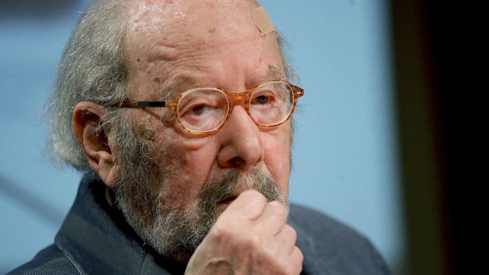 Jose Manuel Caballero Bonald marcó una época en la literatura española.