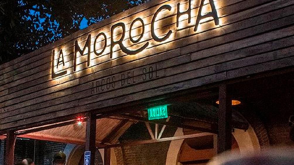 La Morocha esté en avenida Sarmiento y avenida Casares, en la zona de los Arcos del Sol.