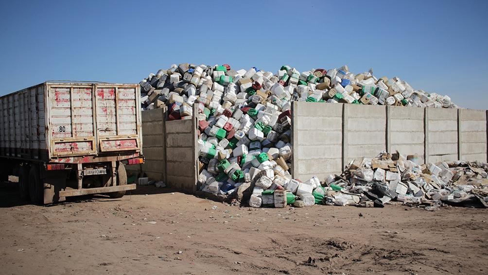 Las compañías sancionadas sólo recuperaron el 8% de los 13 millones de envases que fueron declarados en 2019.