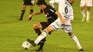 Newell´s empató con Sarmiento en Rosario en el último partido de la fase inicial