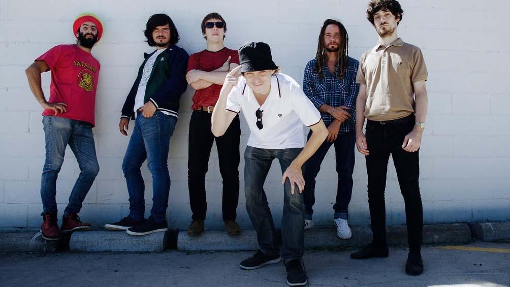 The Yataians, en Buenos Aires, 2008, por Ugo Tyburczy nacido y criado a todo reggae en Nueva Caledonia, Oceanía.
