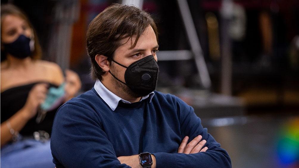 Nicolás Kreplak, ministro de Salud de la Provincia de Buenos Aires, fue uno de los coautores del estudio.