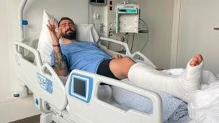 Pratto fue operado en Países Bajos de su grave lesión