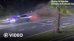 El joven que chocó con el auto en Tigre podría recibir una pena de hasta 25 años