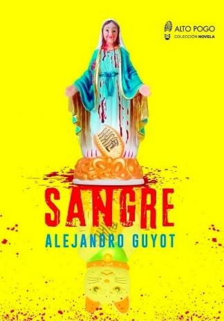 """""""Sangre"""", la novela que el músico presenta esta semana."""