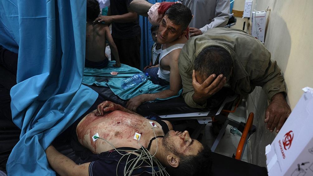 Al menos 20 muertos en Gaza por bombardeo israelí luego de ataque de Hamas a Jerusalén