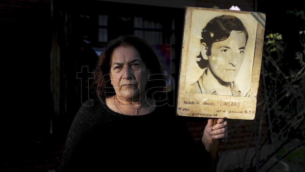 El 16 de septiembre de 1976 fue secuestrado Horacio Ungaro