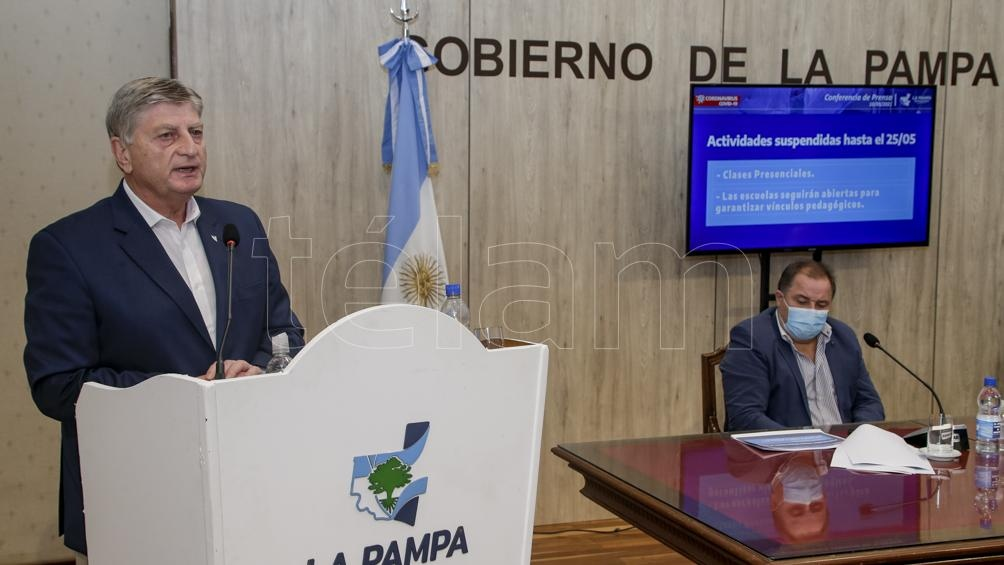 Desde este sábado y hasta el 30 de mayo, regirá en La Pampa la restricción de la circulación de 18 a las 6 de la mañana.