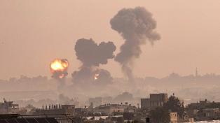 Las protestas y los reclamos nacen en Jerusalén, pero los bombardeos azotan Gaza