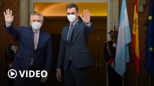 La Argentina sumó el apoyo de España en la renegociación de la deuda