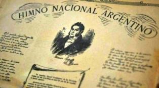 Con diferentes versiones y un mensaje de unidad, celebran el Día del Himno Nacional