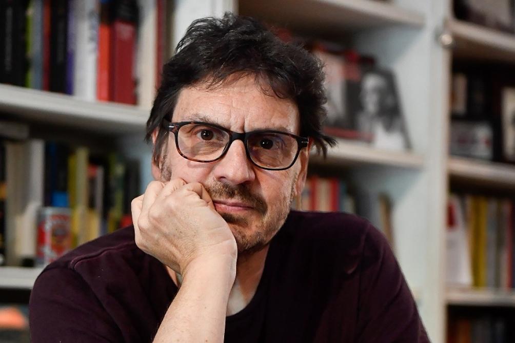 El historiador Felipe Pigna, uno de los hombres que más sabe sobre San Martín.