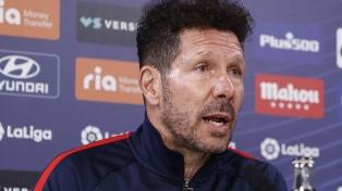 Diego Simeone quiere que Griezmann vuelva al Atlético de Madrid