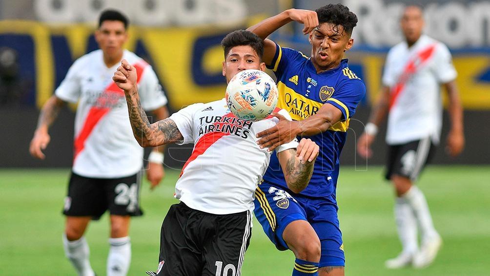 Boca-River, en el primer Superclásico de la Copa Argentina