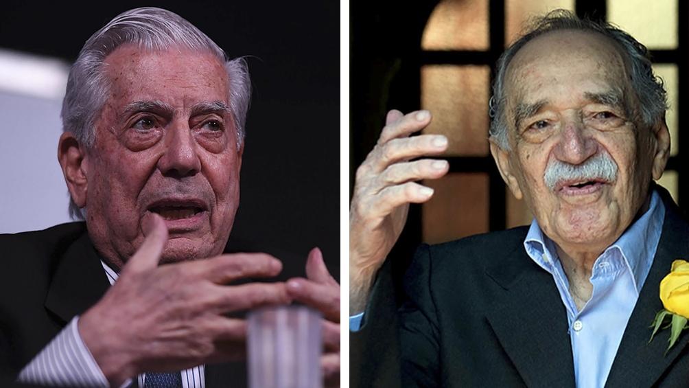 """Para Vargas Llosa, García Márquez es un """"disidente"""" que """"crea mundos verbales"""" porque """"no acepta la vida y el mundo tal como son"""""""