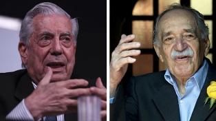 """García Márquez según Vargas Llosa: un disidente de lo real con vocación de """"suplantador"""" de Dios"""