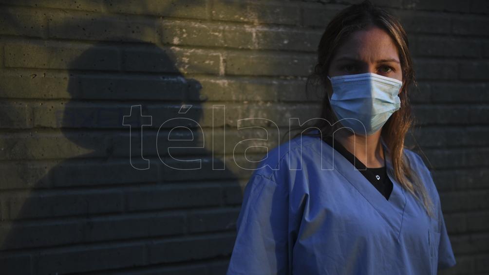 Melina Paredes, enfermera de Casa Cuna.
