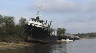 El río Paraná descendió a menos de 0 y se acerca al año más bajo de la historia