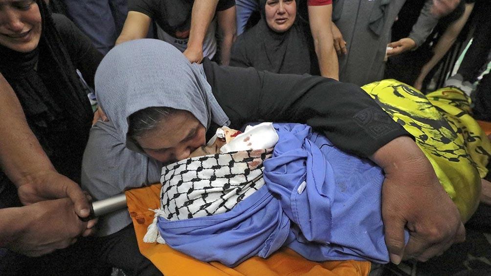 Los bombardeos no cesan en Gaza