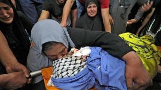 La minoría palestina se levantó en Israel en medio de la ofensiva contra Hamas en Gaza
