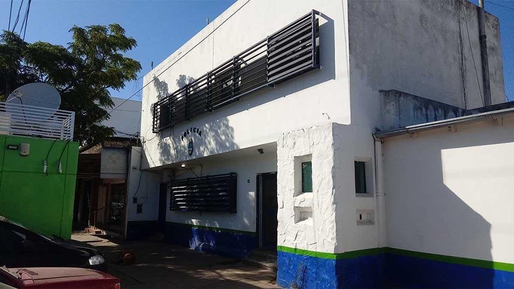 Los detenidois iniciaron un reclamo en la comisaría de Villa Trujui, Moreno, situada en Cervantes y Joaquín V. González
