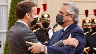 Fernández cancela su viaje a Francia para acompañar esfuerzos en la lucha contra la pandemia